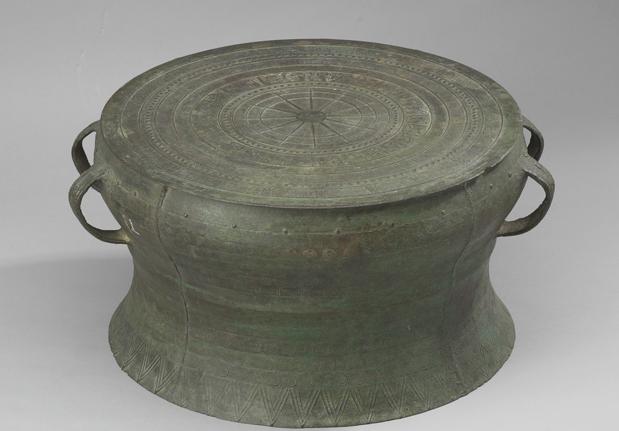 明-清铜鼓