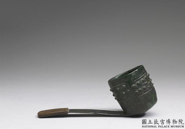 商后期乳丁纹勺(斗)